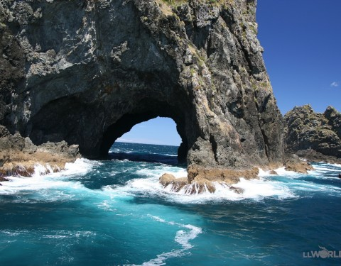 Bay of Islands Arch