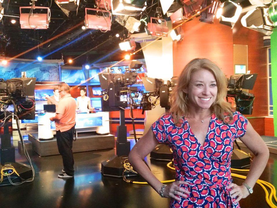 Lisa Lubin Broadcasting