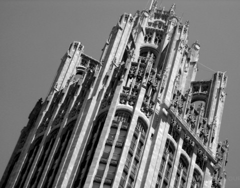 Tribune Tower Chicago