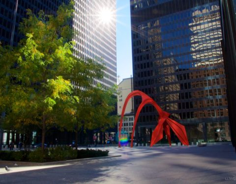 Federal Plaza Chicago